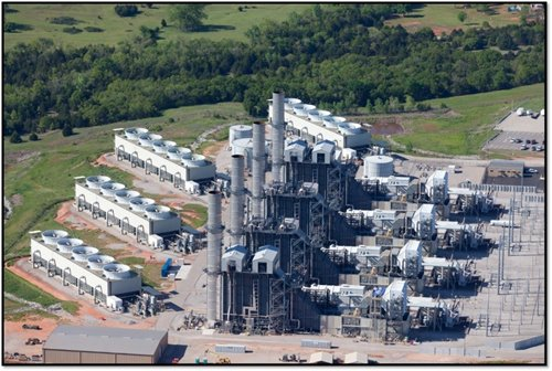 Emerson helps Oklahoma Gas and Electric automate power plant