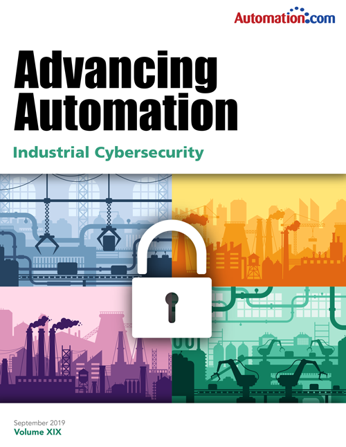 Advancing Automation: Industrial Cybersecurity