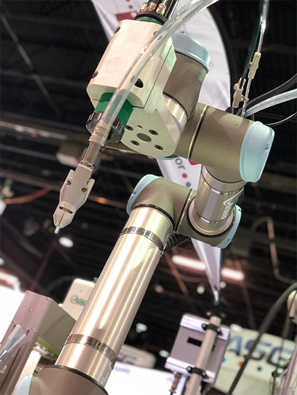 Precise Automation introduces PF3400 Industrial Collaborative SCARA Robot