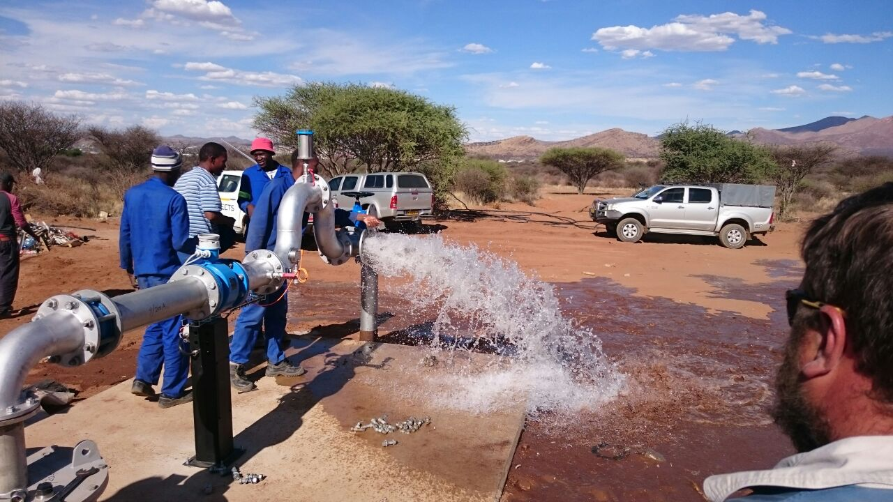 CP Automation and Rockwell Automation partner to help alleviate drought in Namibia