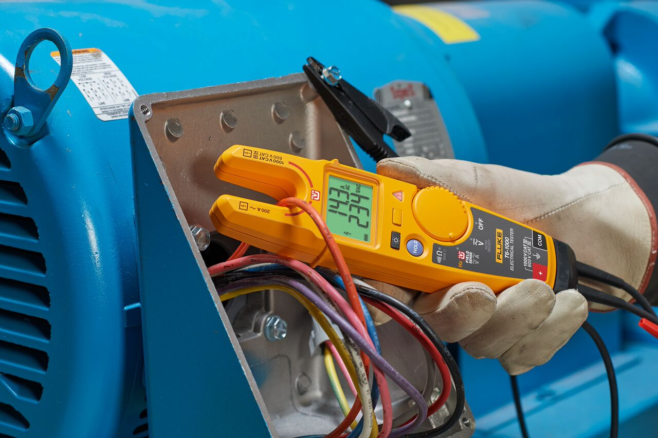 Fluke earns NECA Showstopper Award for T6 Electrical Testers