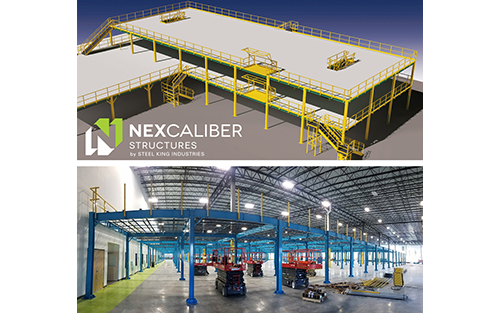 Steel King Industries Launches New Industrial Platform Group: NexCaliber Structures