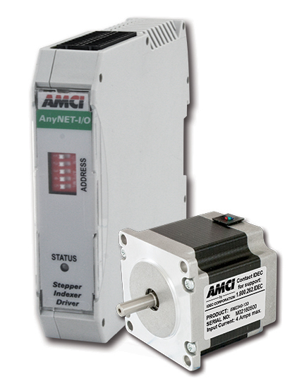 IDEC introduces the AMCI by IDEC line of controllers and stepper motors