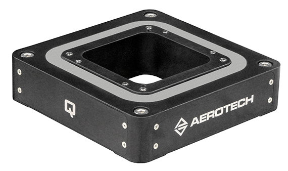 Aerotech releases QNP2 piezo positioning stage