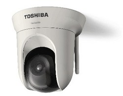 Toshiba Introduces IK-WB16A-W Wireless Camera