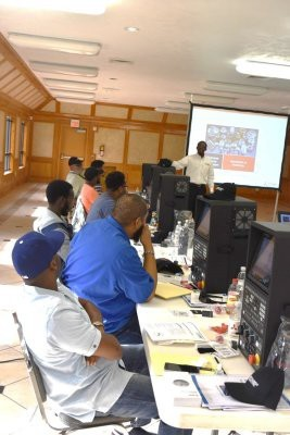 Mitsubishi Electric holds workforce development program in Houston