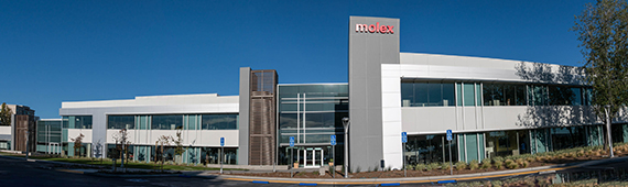 Molex announces opening of Silicon Valley Technology Center