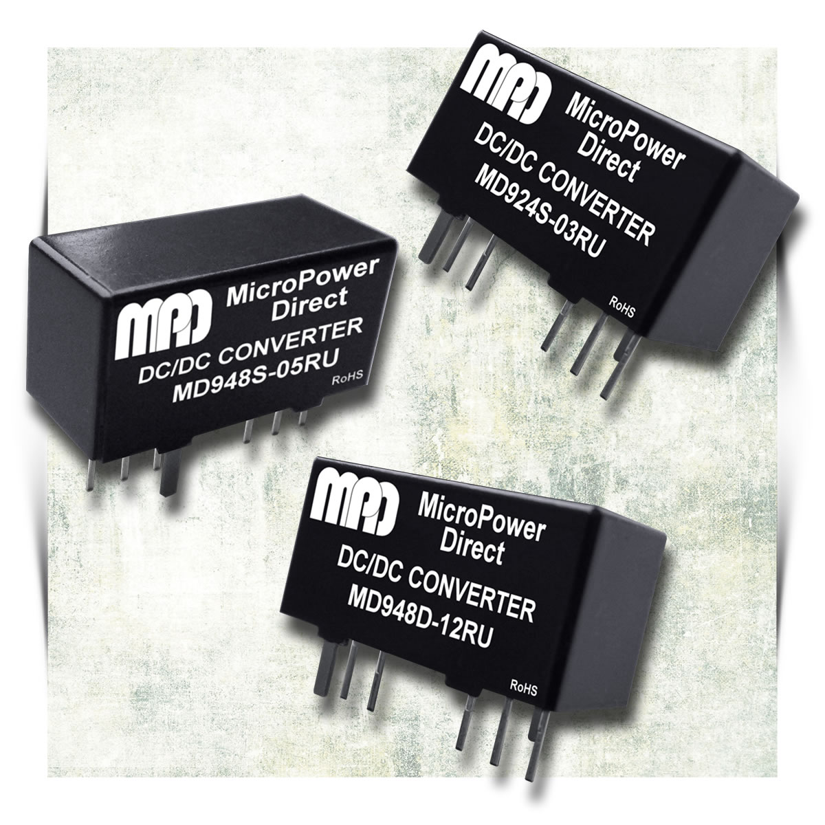 MicroPower Direct introduces MD900xRU series