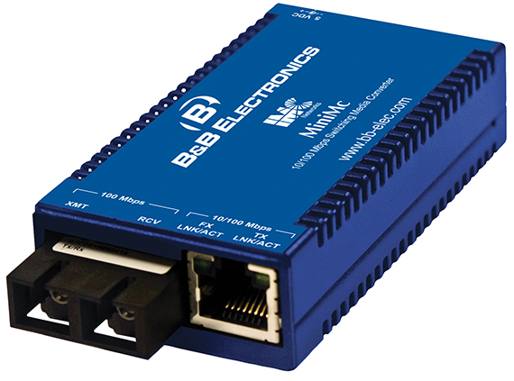 Advantech announces IMC series of Ethernet to fiber media converter solutions