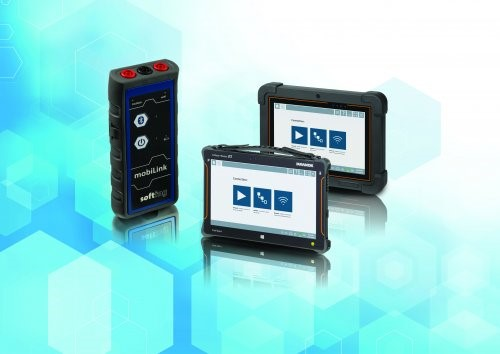 Endress+Hauser and Softing announce combination of Softing's mobiLink interface with Endress+Hauser's Field Xpert