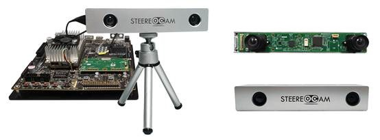 e-con Systems releases STEEReoCAM MIPI CSI-2 interface version stereo vision camera