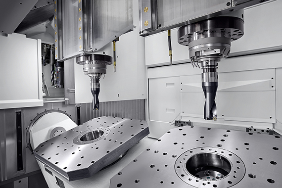 Chiron introduces FZ/DZ 25 vertical machining center series