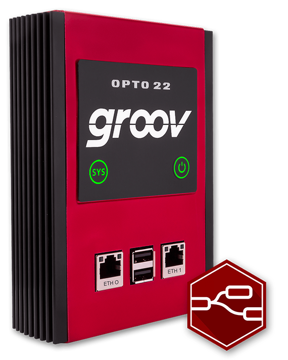 Opto 22 announces addition of Node-RED to groov IIoT application