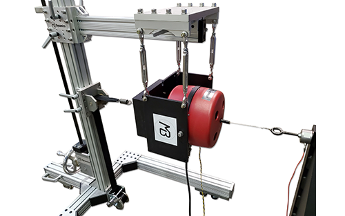 MB Dynamics' New Lateral Excitation Stand Reduces Experimental Modal Survey Measurement Errors