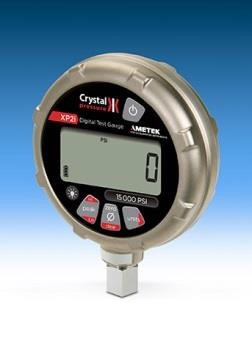 Crystal Engineering introduces 10bar, 30bar and 70bar versions of XP2i digital pressure gauges
