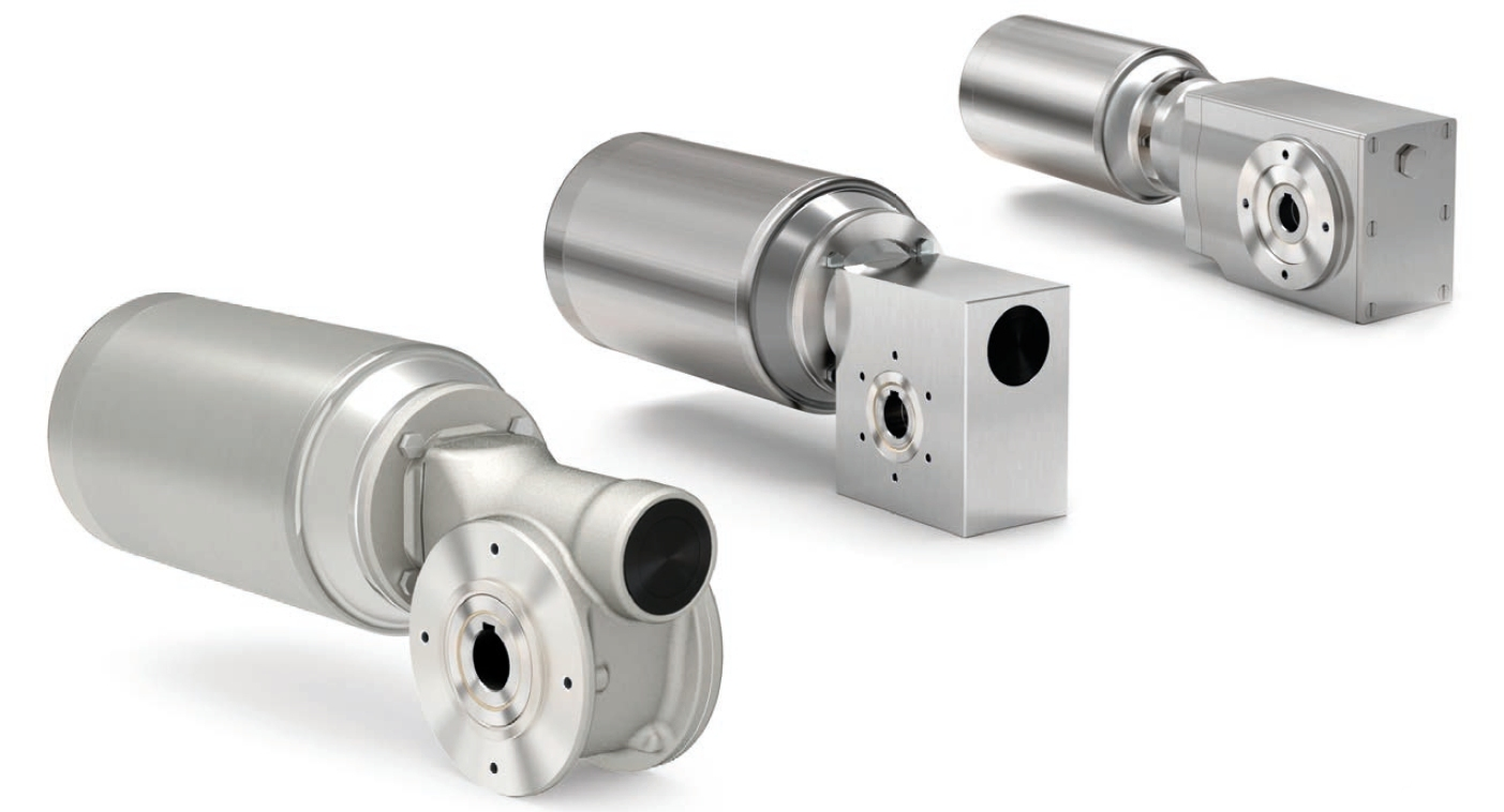 ATLANTA Drive Systems introduces Z-Series, L-Series & I-Series of stainless steel washdown gearboxes