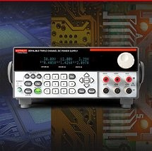 Keithley introduces Model 2231A-30-3 195W Power Supply