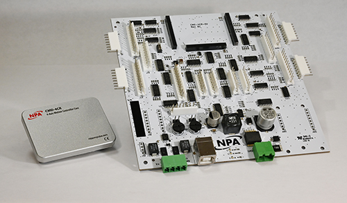 Nippon Pulse introduces Commander evaluation kit