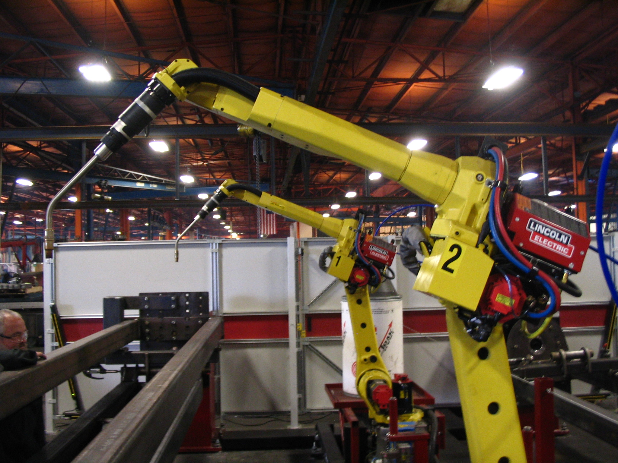 Transparency Market Research releases Industrial Robots Market Report