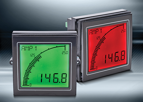 AutomationDirect announces Trumeter graphical panel meters