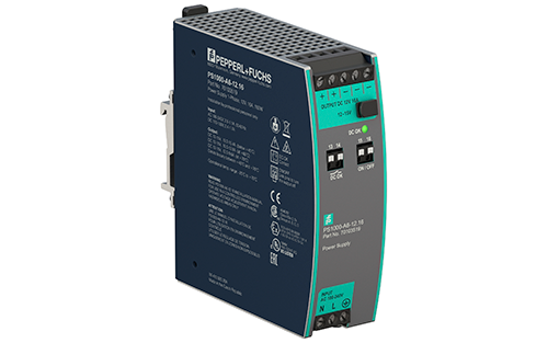 Pepperl+Fuchs Introduces New PS1000 Industrial Power Supplies