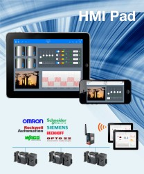 SweetWilliam updates HMI-Pad for mobile devices