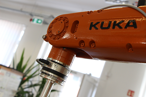 OptoForce introduces three applications for KUKA industrial robots