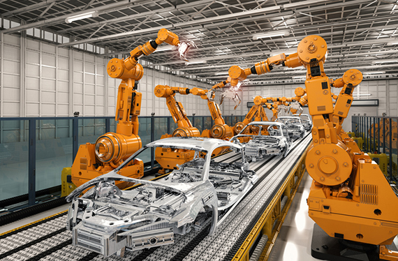 Risk Management in Automotive Manufacturing: Stop Problems at Their Roots