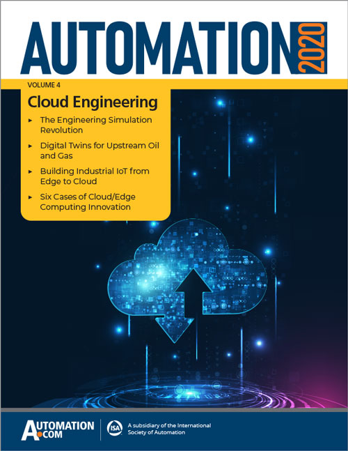 Automation 2020: Cloud Engineering