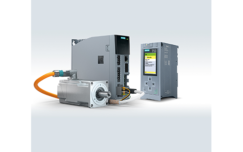 Siemens Introduces New Servo Drive System Simplifying Motion Control for Machine Builders