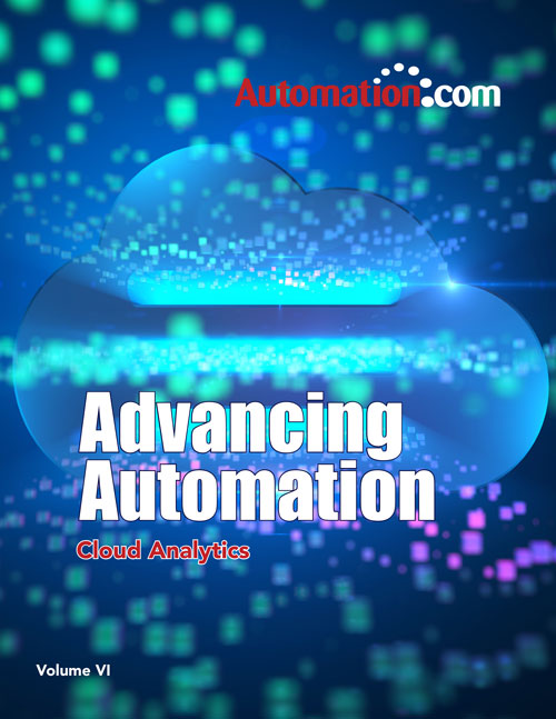 Advancing Automation: Cloud Analytics