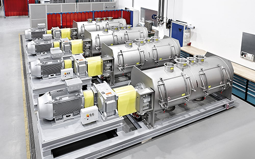 NORD Meets the Demand for Specialized Food Processing Solutions