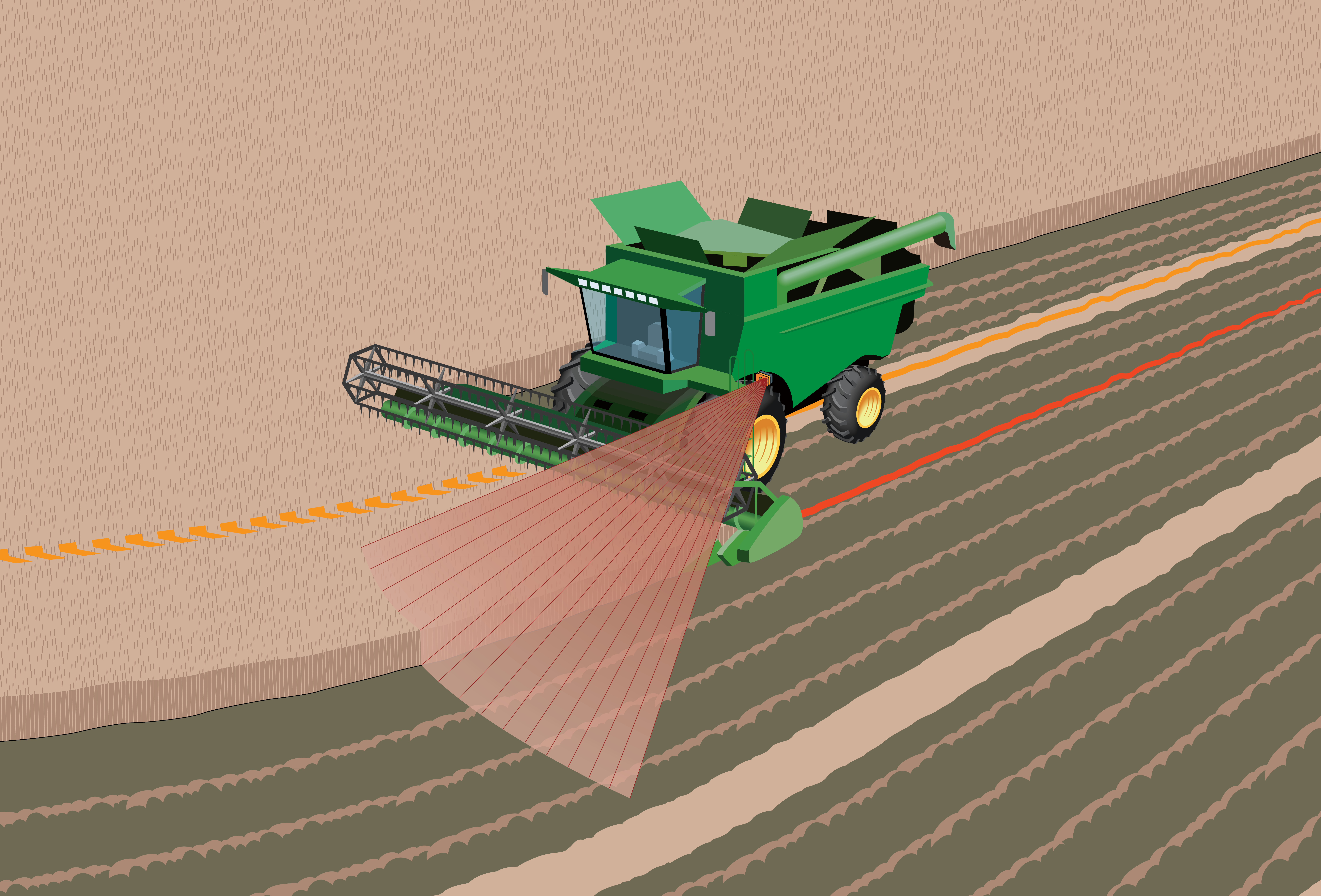 Advanced Sensing for Efficient Autonomous Harvesting