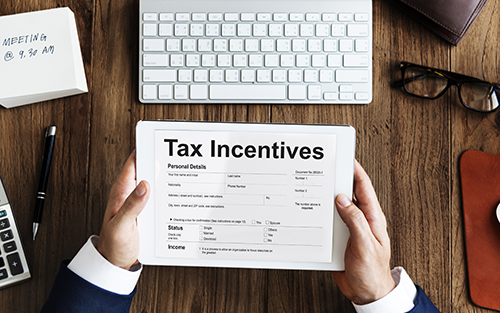 New Tax Incentives for Commercial and Industrial Automation Integrators