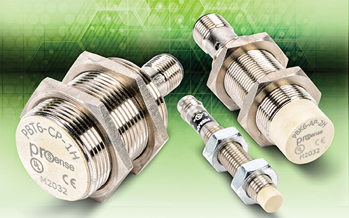 AutomationDirect Presents New Prosense Basic Series Proximity Sensors