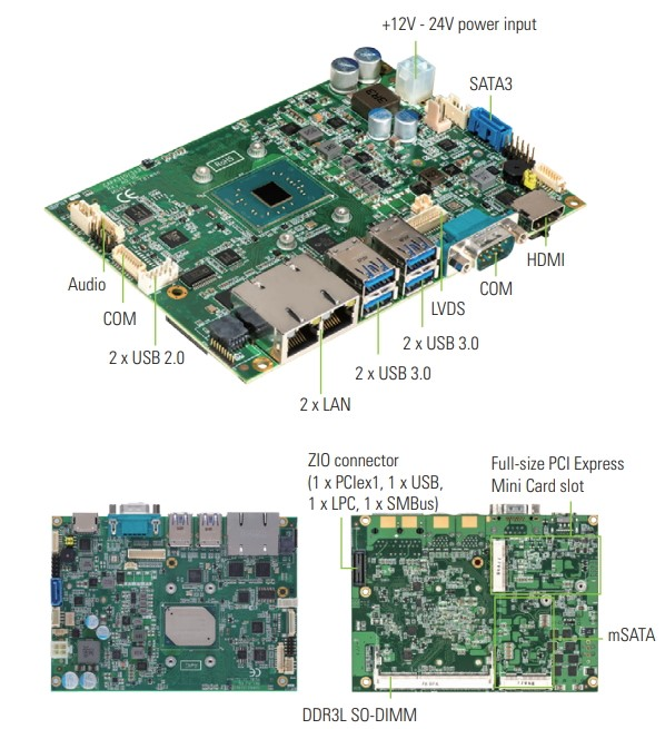 Axiomtek introduces eBOX671-521-FL GPU computing embedded system