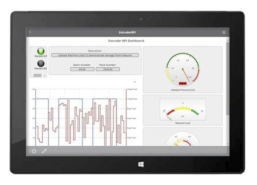 Rockwell Automation Adds Mobile Capabilities to  VantagePoint MES