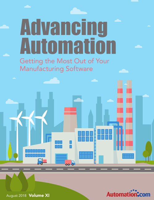 Advancing Automation: Manufacturing Software