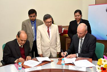 Emerson donates Reservoir Characterization Software to two Indian universities