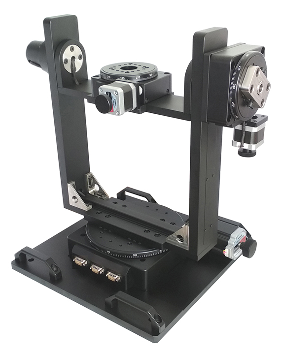 Optimal Engineering Systems releases AU300-AER three-axis Gimbal Mount