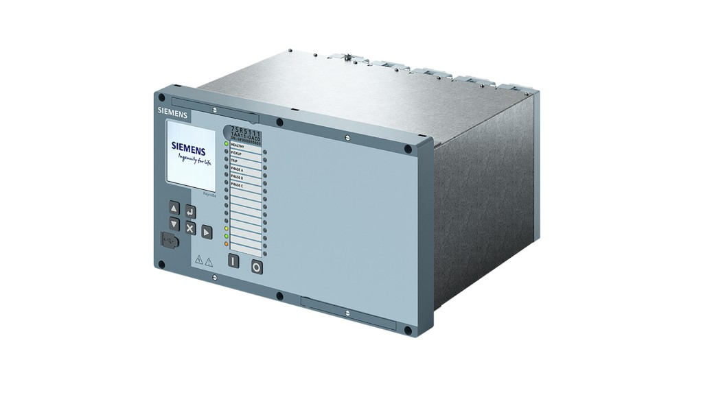 Siemens introduces Reyrolle 5 series of protection relays
