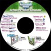 AutomationDirect DirectSOFT32, C-more & LookoutDirect Demos with Catalog on CD