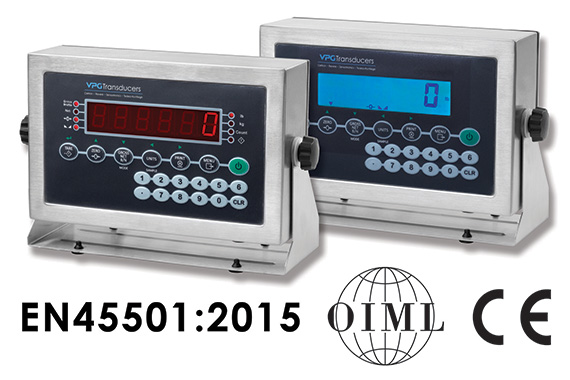 Vishay Precision Group introduces upgraded version of Intuition Series of weight indicators