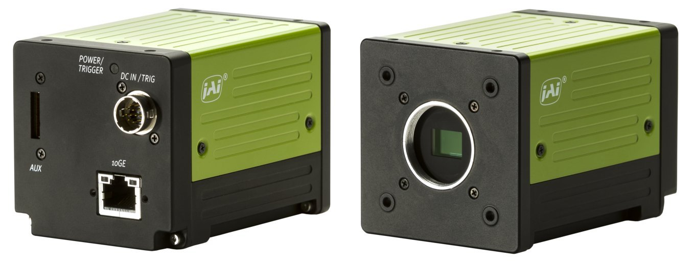 JAI introduces FS-3200D-10GE and FS-1600D-10GE multi-spectral imaging solutions