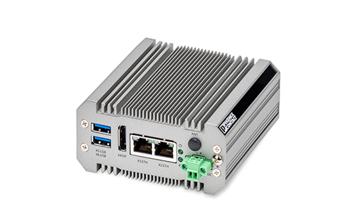Phoenix Contact Designs Compact IPC for Edge Computing