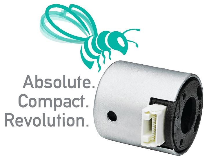 Electromate introduces Dual Absolute encoder versions of the FHA-C mini actuator