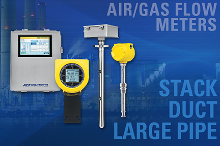 FCI introduces model ST102A Flow Meter and the MT100 Series Flow Meters