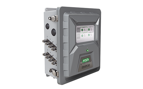 MSA Chillgard 5000 Leak Monitor Expands Refrigerant Gas Library