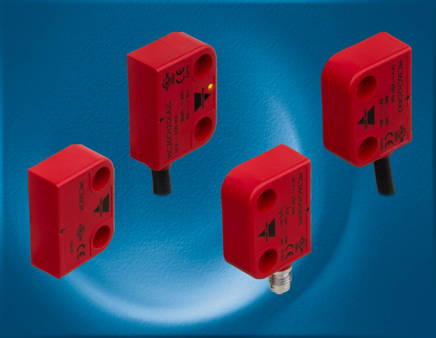 CARLO GAVAZZI announces MC36C Series of magnetically-coded REED safety magnetic sensors