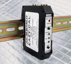 Macro Sensors releases EAZY-CAL LVDT signal conditioner